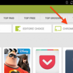 Chromecast apps get their own hidden section on the Google Play app
