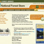 U.S. Forest Service Offers New Digital Maps for Mobile Devices
