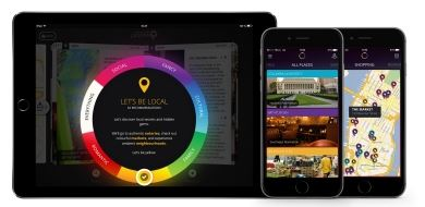 Travel Search Site momondo Launches City Guide momondo places for iPhone