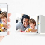 Recreate the Magic of Instant Printing, Now with A Mobile Device and the Polaroid Zip Photoprinter