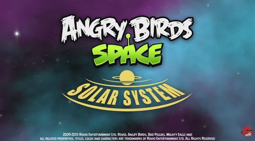 Rovio Entertainment: Angry Birds and NASA Join Forces to Pioneer Game Learning
