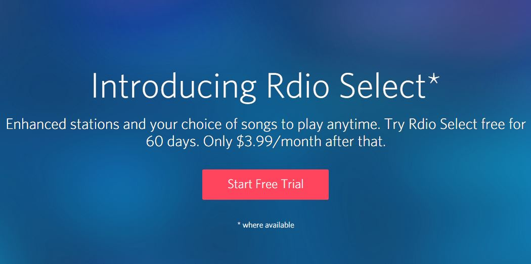 Rdio Announces New Curated Label and Influencer Stations