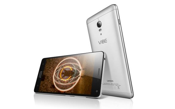 Power up for Work and Play with the New Lenovo VIBE P1 and P1m