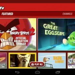 Rovio Entertainment: Toon in! Rovio launches ToonsTV app for family entertainment on the go
