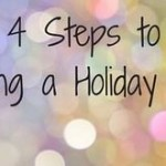 Marketing Tip – 4 Steps to Creating a Holiday eBook
