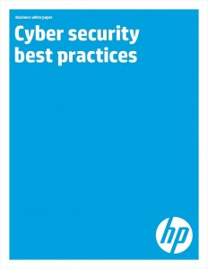"White Paper: ""Cyber Security Best Practices"