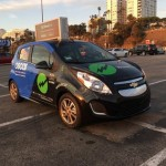 WaiveCar -- the world's first ad-supported car-sharing program
