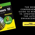Free e-Book – Windows 10 All-In-One For Dummies, 2nd Edition