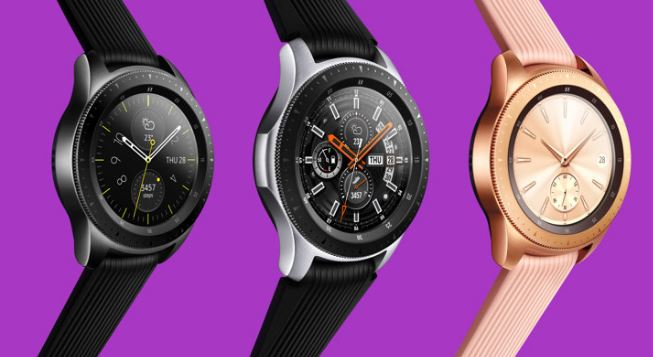 Stay Connected No Matter Where You Are with the New Samsung Galaxy Watch