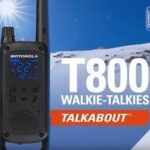 Motorola Solutions Introduces First TALKABOUT Radios with Mobile App for Ultimate Off-Grid Communications