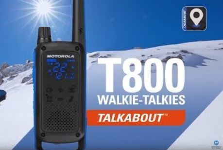 Motorola Solutions Introduces First TALKABOUT Radios with