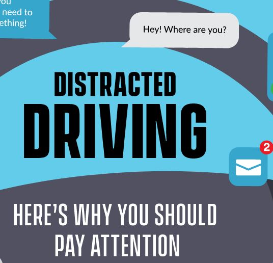 How Distracted Are Distracted Drivers?