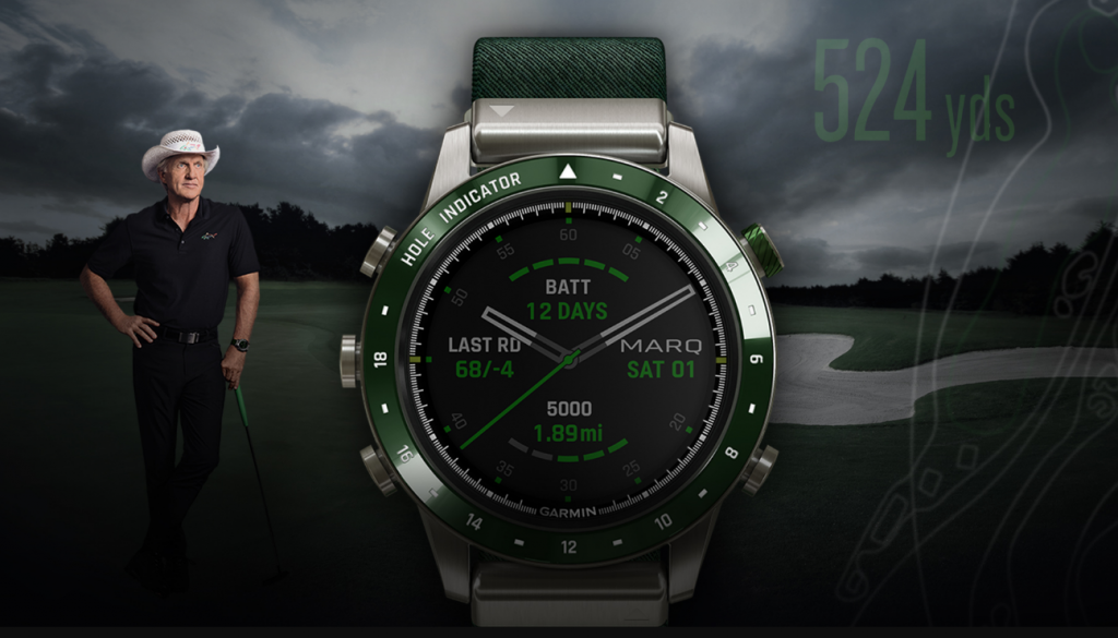 MARQ Golfer, the latest addition to the MARQ Collection of modern tool watches